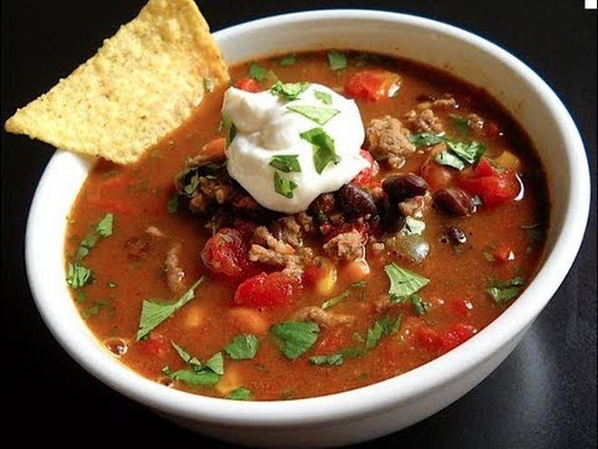 мексиканска супа