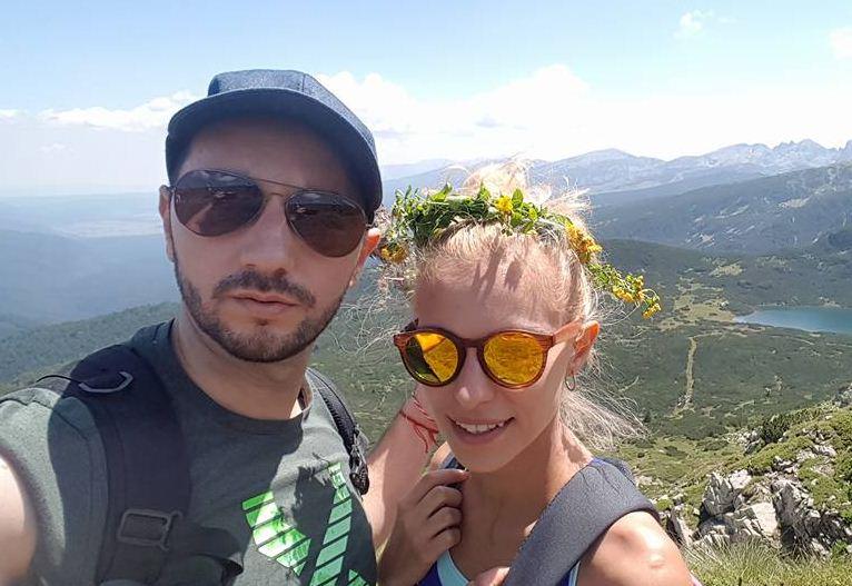 Антон Хекимян и гаджето му