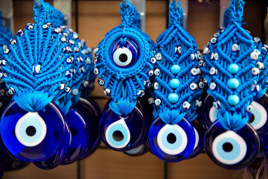 синьото око