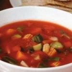 селска зеленчукова супа