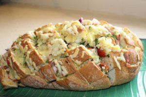 пълнен хляб