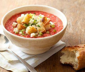 супа Капрезе