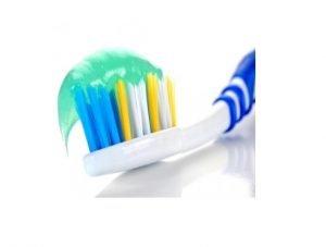 четката за зъби