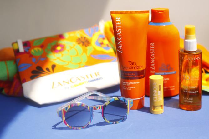 слънцезащитни продукти
