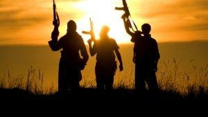 терористите