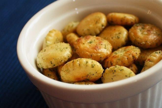 еврейска закуска с маслини
