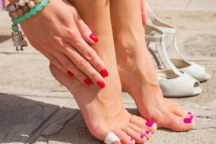 обувките