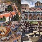 Рилския манастир