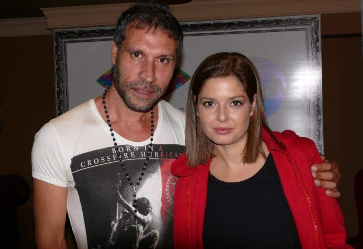 Алекс Сърчаджиева и Илия Георгиев