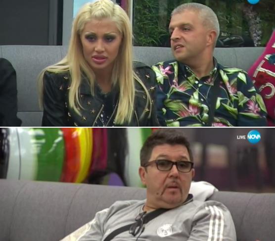 Шеф Петров и Антон Стефанов