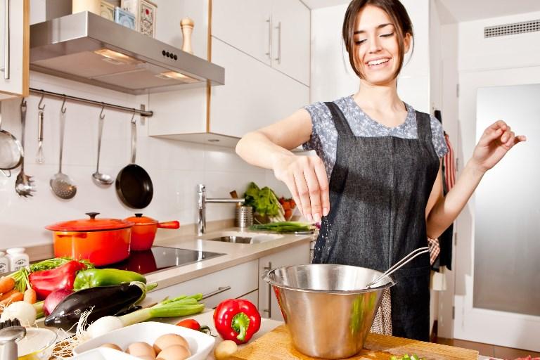 готвенето