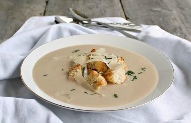 бобена крем супа