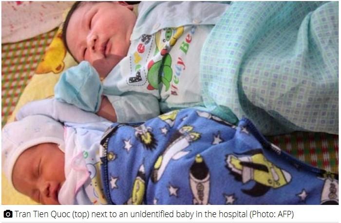 бебе Виетнам