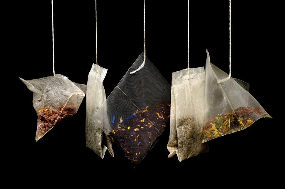 чаените пакетчета