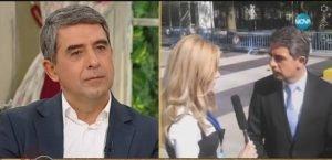 Деси Банова Росен Плевнелиев