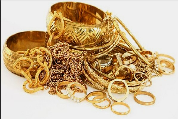 златно съкровище
