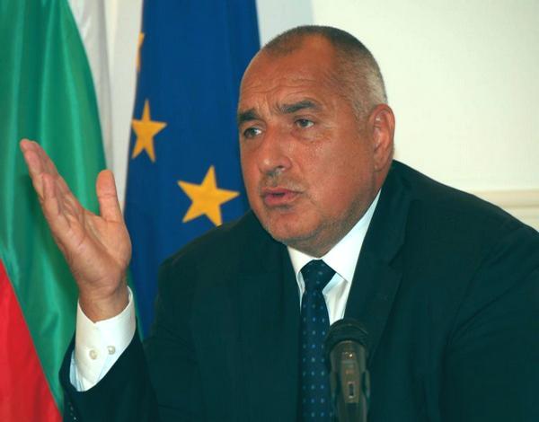 Премирът Борисов