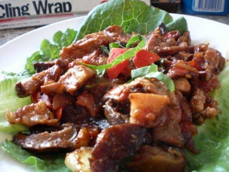 свинско по корейски