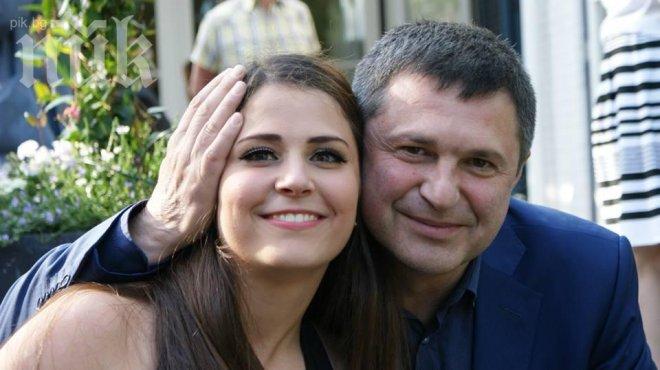 Милен Цветков и Калина