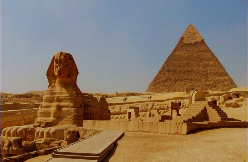 Египет камъни