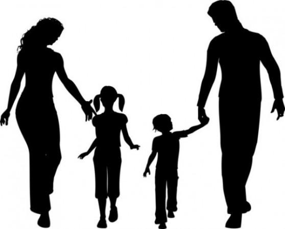 семейството