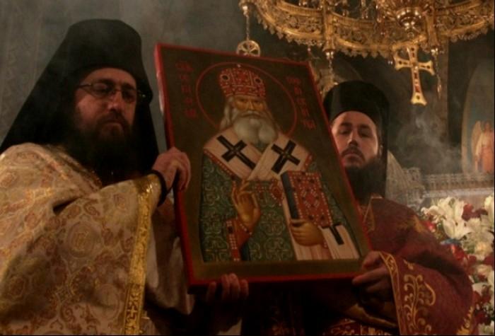 Свети Серафим Соболев светец