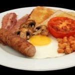 традиционна английска закуска