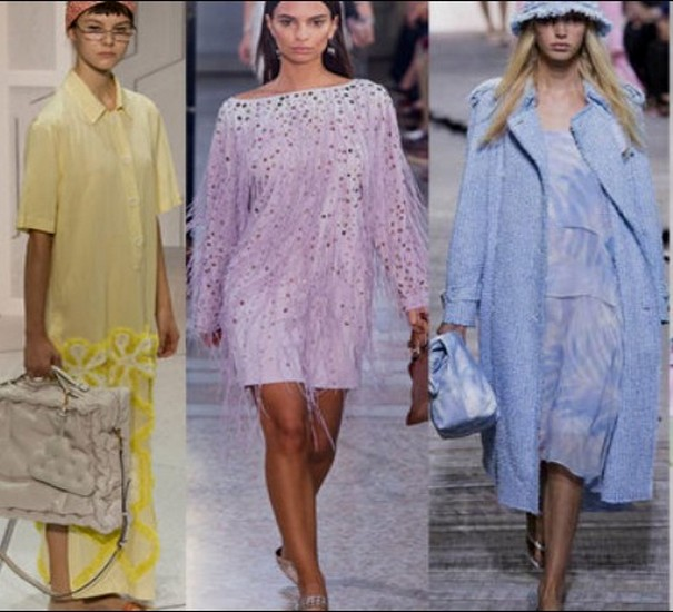 мода пролет 2018