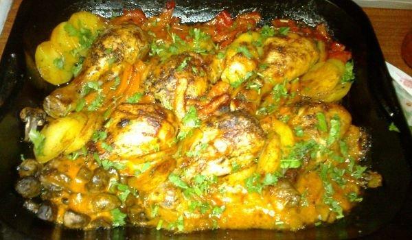 редено пиле