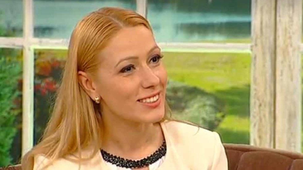 суфле с череши на Деси Бакърджиева