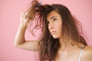 сухата коса