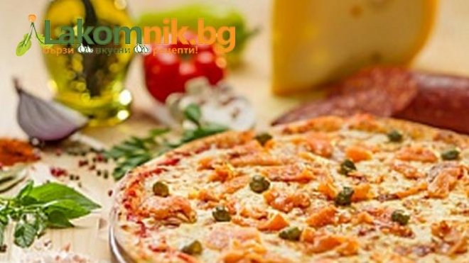 пица с месо и сирене
