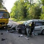 катастрофа автобус