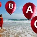 кръвната група