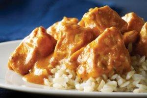 пиле по индийски