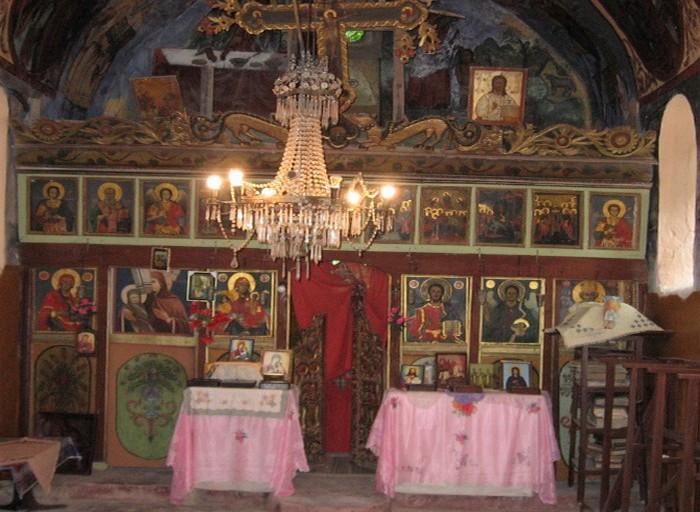манастир аязмо чудеса