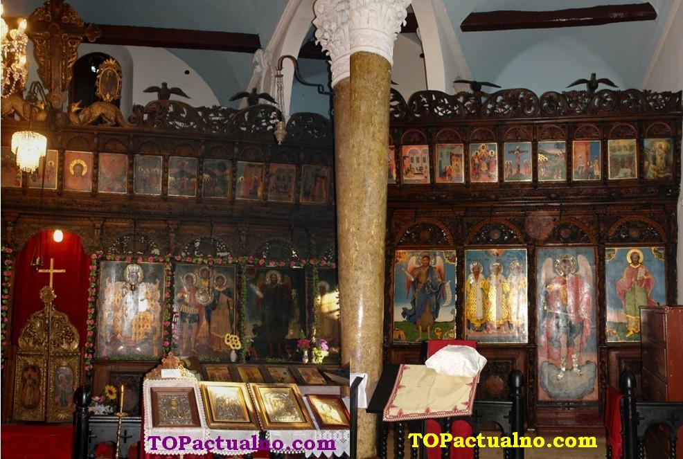 """църква """"Свети Димитър"""" Сливен"""