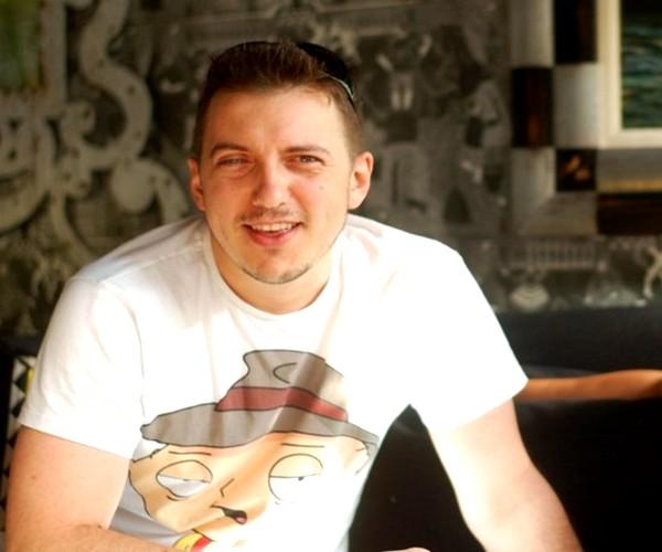 Българският сладкар Иван