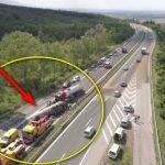 катастрофа магистралата