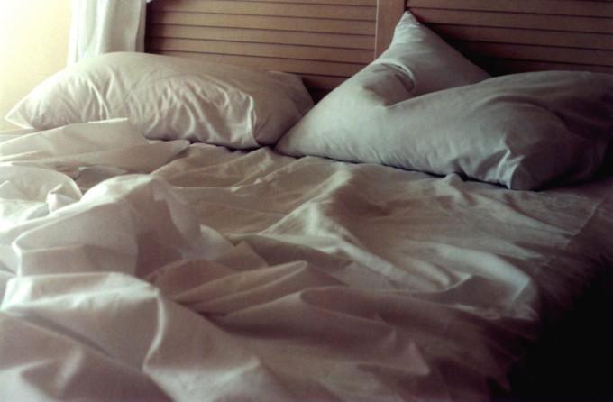 леглото