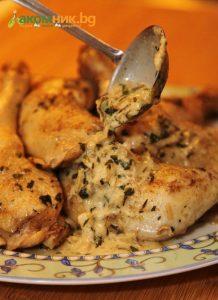 екзотично пиле