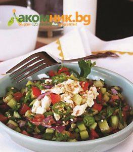 турска чобан салата