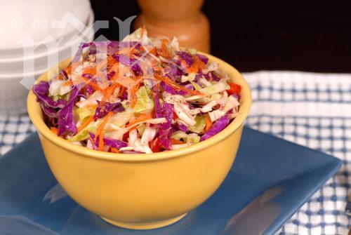 панагюрска салата