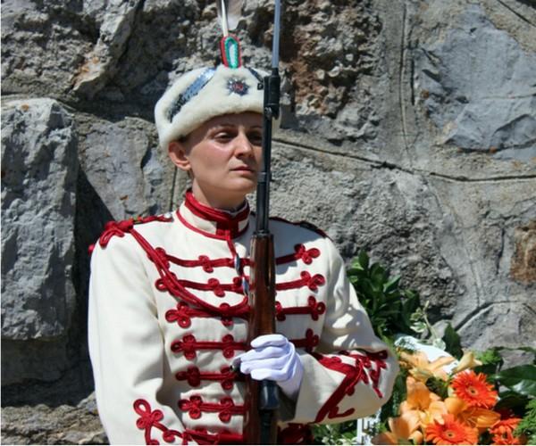 Гергана Иванова гвардеец