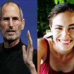 Стив Джобс и Лиса