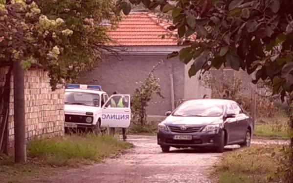убийство Каспичан
