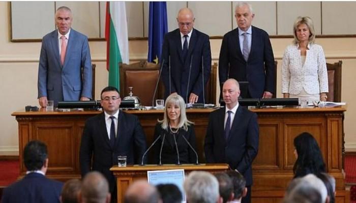 новите министри