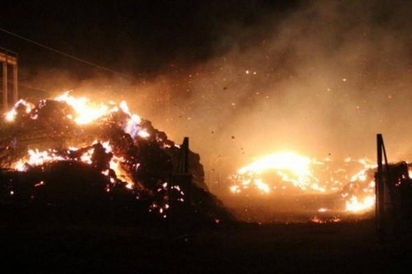 пожар Сливен