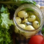 мариновани варени яйца