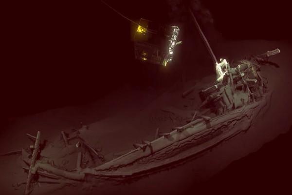 кораб Черно море